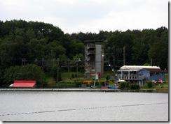 Blaue Lagune (Wasserskianlage und Hochseilgarten)