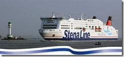 Mit StenaLine nach Schweden