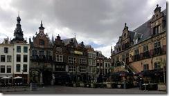 Nijmegen (De grote markt)