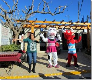 Fiesta mit Eleni und Mansita und Bravito