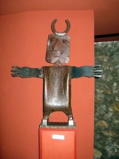 26 Museo del Hierro