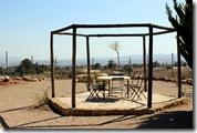 Picknickplatz mit Aussicht