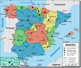 Spanien-Provinzen