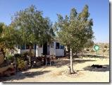 Stellplatz 'Rancho Buena Vista' (ein Miethäuschen)