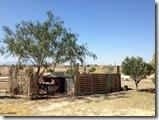Stellplatz 'Rancho Buena Vista' (Hühnergehege)