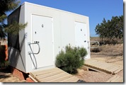 Stellplatz 'Rancho Buena Vista' (Duschcontainer)