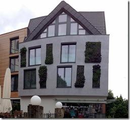 interessante Fassadengestaltung