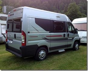 Adria Twin 500 S