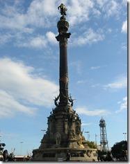 Colòn in Barcelona