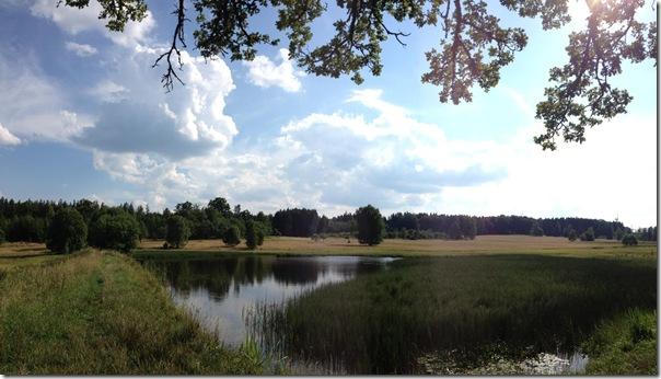 Moorsee (Panorama)
