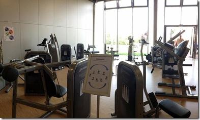 Fitnessstudio (Rücken-Circle)