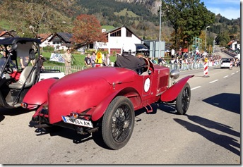 ochpass Memorial & Historic Rallye