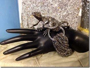 "Kettenarmband mit einer ""Oscarlotta"""