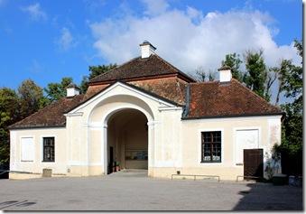 Torhaus von Schloss Seefeld