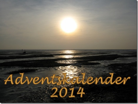 Adventskalender ab morgen!!!