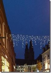 1. Weihnachtsmarkt in Speyer