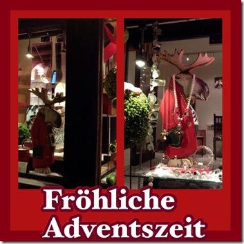 Fröhliche Adventszeit euch allen!
