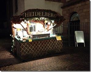 Weihnachtsmarkt Heidelberg