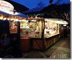 1. Weihnachtsmarkt