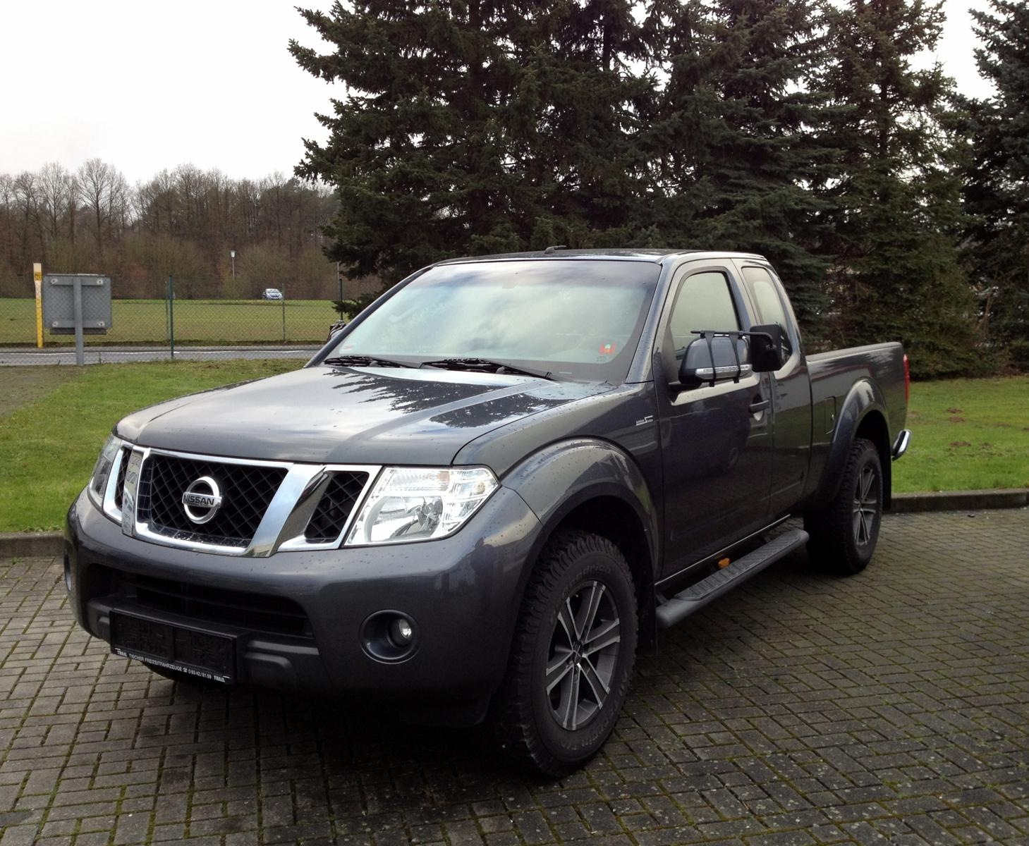 nissan navara king cab 4 4 se oscarlotta on tour. Black Bedroom Furniture Sets. Home Design Ideas