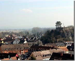 Blick zum Eckartsberg