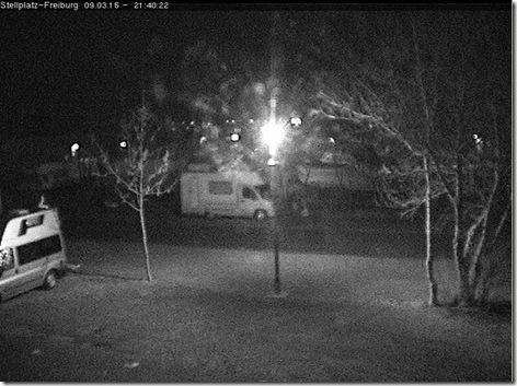 Webcam bei Nacht