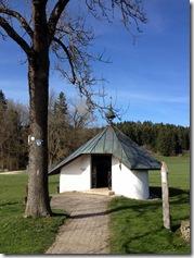 Lourdes-Kapelle