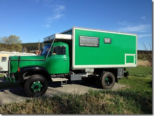 Fernreisemobil (Saurer)