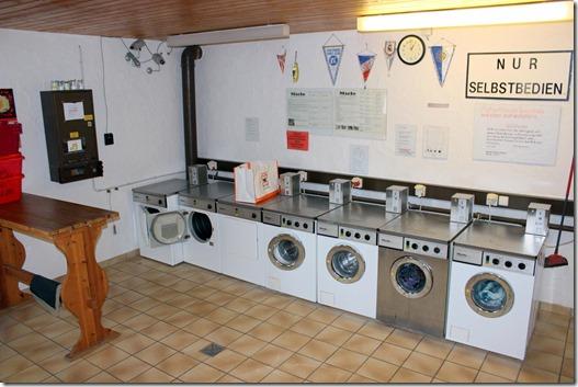 Kleinstadtwäscherei