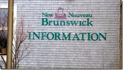 New Brunswick Information