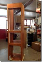 Kühlschrank-/Heizungsgestell