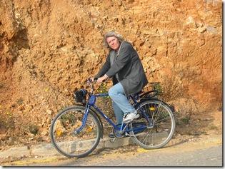 Radtour Spanien 2006/07