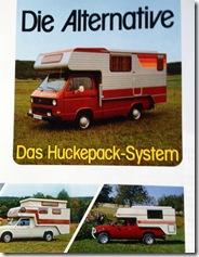 Huckepack-System