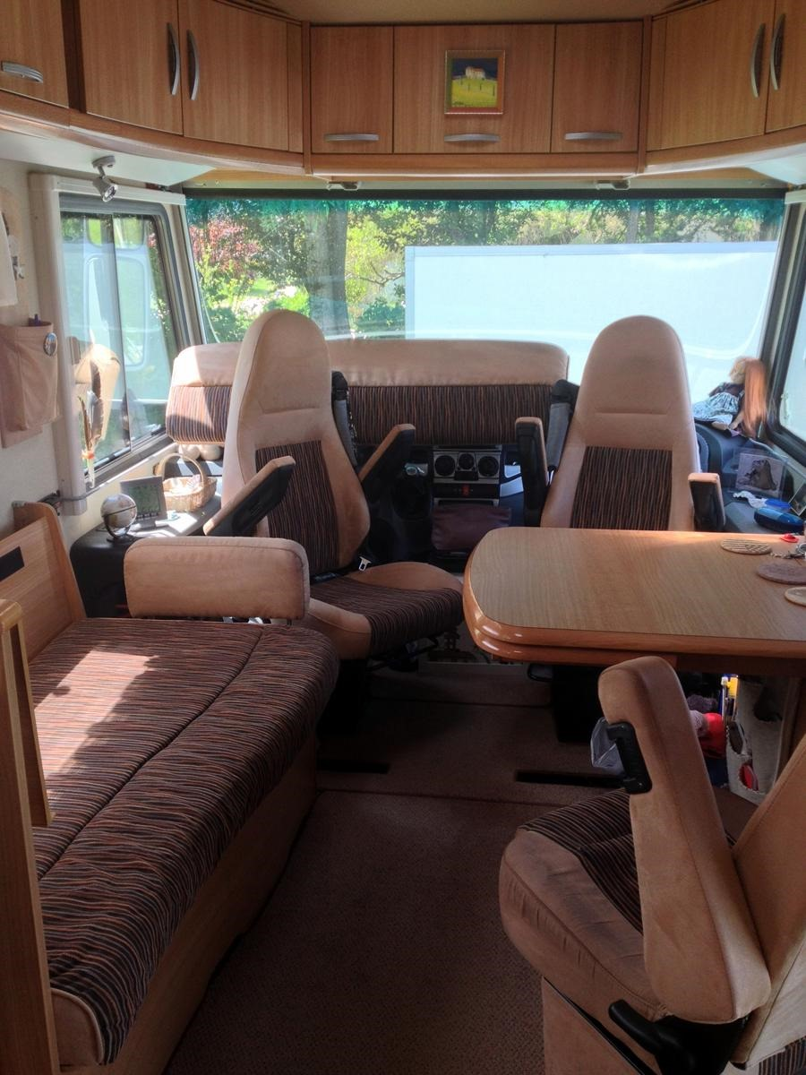 reinigung teppichboden wohnmobil oscarlotta on tour. Black Bedroom Furniture Sets. Home Design Ideas