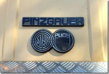 Steyr Puch Pinzgauer