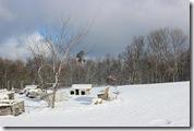 1. Schnee Mitte November