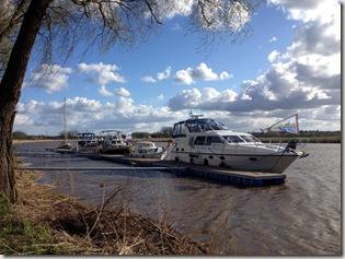 Bootsanleger Seefahrer