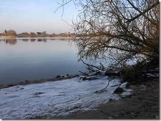 Stover Strand an der Elbe