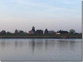 Stover Strand an der Elbe