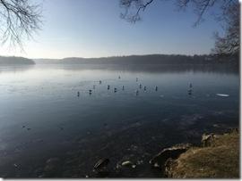Winterlandschaft Ratzeburg