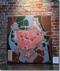 Hansestadt Wismar um 1653