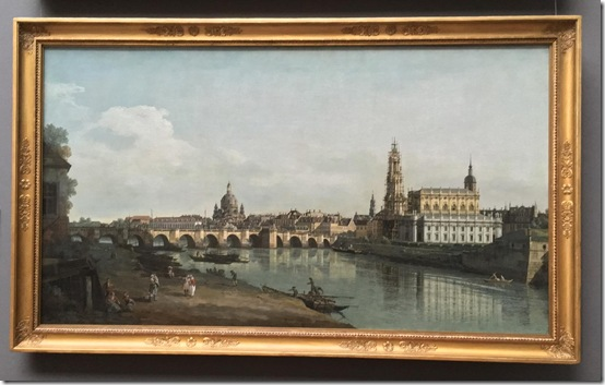 Panoramaansicht (Canaletto-Blick)