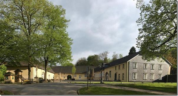 Schloss Hardenberg (Wirtschaftsgebäude)