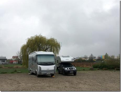 Stellplatz Caravan Meinert