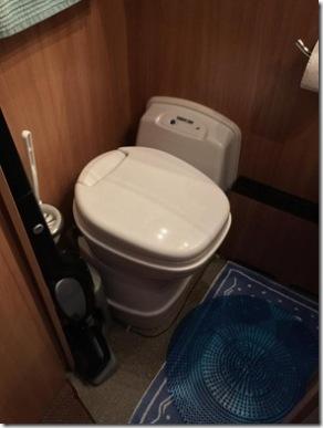 Toilette (neu)