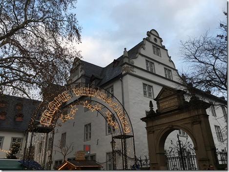 Koblenz Weihnachtsmarkt
