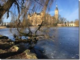 Schloss vom Schlosspark aus