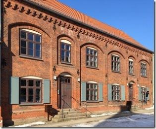 """Das """"Lange Haus"""""""