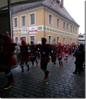 Karneval in Radeburg