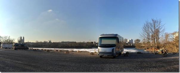 Stellplatz 'Am Winterhafen'